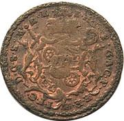 2 Pfennig - Johann Friedrich Karl von Ostein – obverse