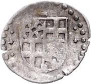1 Pfennig - Jakob von Liebenstein – obverse