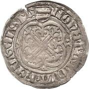 1 Groschen - Dietrich II. von Isenburg – reverse