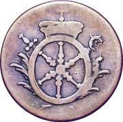 4 Pfennig - Emmerich Joseph von Breidbach-Bürresheim – obverse