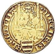 1 Goldgulden - Dietrich II. von Isenburg – obverse