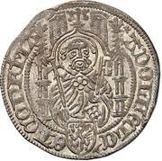 1 Weißpfennig - Adolph II. von Nassau – obverse