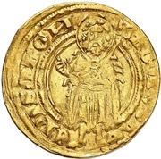1 Goldgulden - Adolph I. von Nassau – obverse