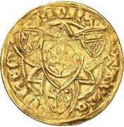 1 Goldgulden - Adolph I. von Nassau – reverse