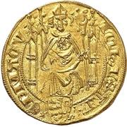 1 Goldgulden -  Johann II. von Nassau – obverse