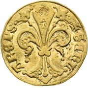1 Goldgulden - Gerlach von Nassau – obverse