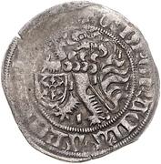 1 Groschen - Adolf II. von Nassau – obverse