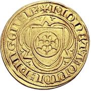 1 Goldgulden - Sede Vacante – reverse