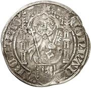 1 Weißpfennig - Konrad III. von Dhaun – obverse