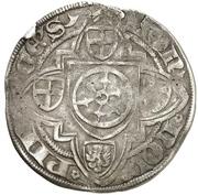 1 Weißpfennig - Konrad III. von Dhaun – reverse