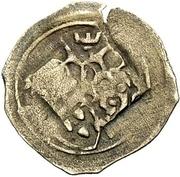 1 Pfennig - Konrad II. von Weinsberg – reverse