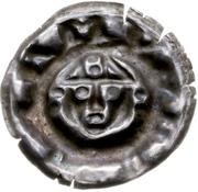 1 Brakteat - Heinrich III. von Virneburg – reverse