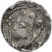 1 Pfennig - Konrad I. von Wittelsbach – obverse