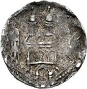 1 Pfennig - Konrad I. von Wittelsbach – reverse