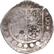1 Pfennig - Wolfgang von Dalberg (Schüsselpfennig) – obverse