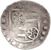 1 Pfennig  - Johann Adam von Bicken – obverse