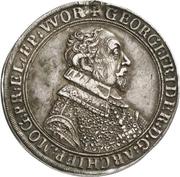 1 Thaler - Georg Friedrich von Greiffenklau zu Vollraths -  obverse