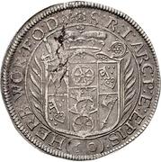 60 Kreuzer - Johann Philipp von Schönborn (Sortengulden) – reverse