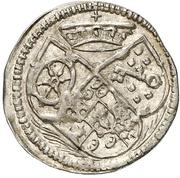 1 Albus - Anselm Franz, Freiherr von Ingelheim – obverse