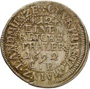 1/12 Thaler - Anselm Franz von Ingelheim – reverse