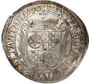 15 Kreuzer - Anselm Franz von Ingelheim – reverse