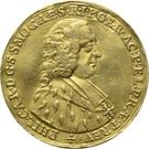 2 Ducat - Philipp Karl von Eltz-Kempenich – obverse