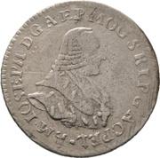 10 Kreuzer - Emmerich Joseph von Breidbach-Bürresheim (Konventionskreuzer) – obverse