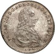 20 Kreuzer - Friedrich Karl Joseph von Erthal (20 Konventionskreuzer) – obverse