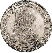3 Kreuzer - Friedrich Karl Joseph von Erthal – obverse