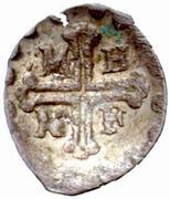 1 Pfennig - Johann Schweickhardt von Kronberg (Schüsselpfennig) – obverse