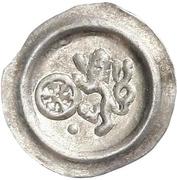 1 Heller - Konrad III. von Dhaun (Hohlringheller) – obverse