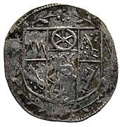 1 Albus - Johann Philipp von Schönborn – obverse
