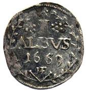 1 Albus - Johann Philipp von Schönborn – reverse