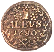 1 Albus - Anselm Franz von Ingelheim – reverse