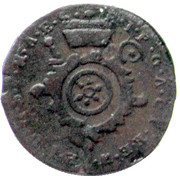 1 Pfennig - Emeric Joseph – obverse