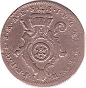 3 Pfennig - Johann Friedrich Karl – obverse
