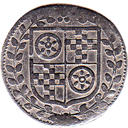 2 Albus - Anselm Franz von Ingelheim – obverse