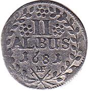 2 Albus - Anselm Franz von Ingelheim – reverse