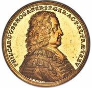 25 Ducat - Philipp Karl von Eltz-Kempenich – obverse