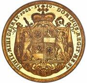 25 Ducat - Philipp Karl von Eltz-Kempenich – reverse