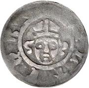 1 Pfennig - Gerlach von Nassau – obverse