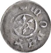 1 Pfennig - Gerlach von Nassau – reverse