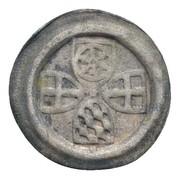 1 Pfennig - Adolph II. von Nassau – obverse