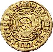 1 Goldgulden - Adolph I. von Nassau (Bingen) – reverse