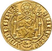 1 Goldgulden - Adolf I. von Nassau (Bingen) – obverse