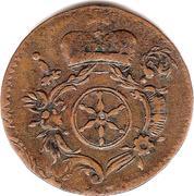1 Pfennig - Friedrich Karl Joseph – obverse
