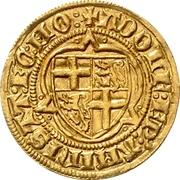 1 Goldgulden - Adolf I. von Nassau – reverse