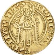 1 Goldgulden - Johann II. von Nassau (Bingen) – obverse