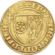 1 Goldgulden - Johann II. von Nassau (Bingen) – reverse