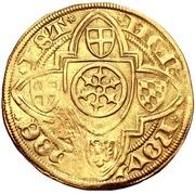 1 Goldgulden - Conrad III von Dhaun (Höchst) – reverse
